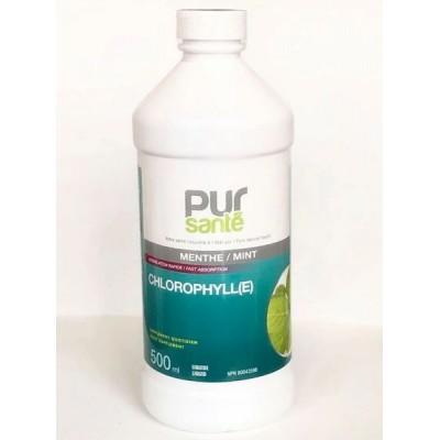 Chlorophylle Liquide